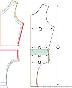 Jalie Sewing Patterns - News, Info and Ideas: How to Choose the Right Size When Making a Leotard, Swimsuit or Skating Dress Dress Sewing Patterns, Clothing Patterns, Sewing Clothes, Diy Clothes, Hallowen Costume, Rhythmic Gymnastics Leotards, Figure Skating Dresses, Sewing Techniques, Dance Wear