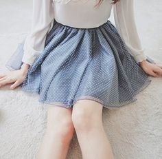 In light of my recent obsession with circle skirts and love of all things vintage