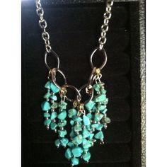 Turquoise jewelry!