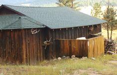Estes Park, Colorado, Shed, Outdoor Structures, Aspen Colorado, Skiing Colorado, Barns, Sheds