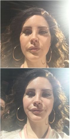March 29, 2018: Lana Del Rey accidentally took photos on a fan's phone during her show in Brisbane, Australia #LDR #LA_to_the_Moon_Tour