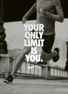 You're the limit...