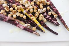 purple carrot salad || the domesticated wolf