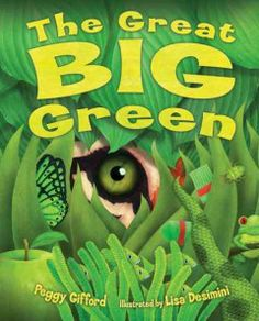 CountyCat - Title: The great big green