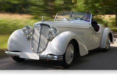 1933 - Audi Front Type UW