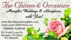 The Chimes and Occasions business card
