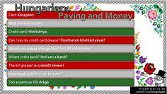 Paying and Money | Magyar