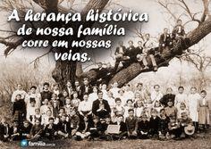 Como ensinar seus filhos a importância de sua herança familiar.