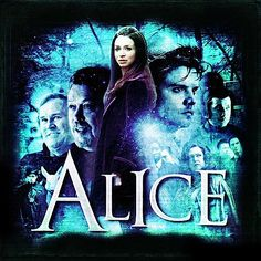 Saw this on the Syfy channel and had to buy the movie. By far one of the best Alice in Wonderland adaptations.