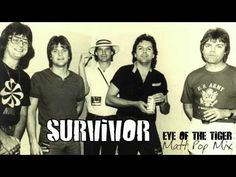 Survivor - Eye Of The Tiger (Matt Pop Mix, unofficial)