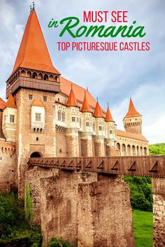 Must see in Romania - Top picturesque castles