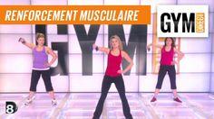 Cours gym : renfort musculaire 16 : Avec des poids