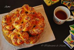 Group Meals, Greek Recipes, Bon Appetit, Bagel, Good Food, Bread, Desserts, Lab, Tailgate Desserts