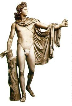 The Belvedere Apollo.