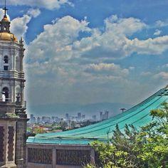 Basílica de Guadalupe y Reforma