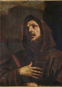 Guercino, San Francesco,