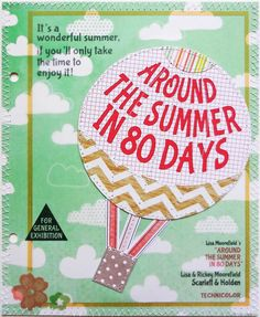 Project Summer: A Summer Journal