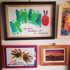すぐに大きくなってしまう子どもの手足。 成長は嬉しいけれど、小さくてかわいい手足を何か記念に残したいと思いますよね。 今回は、そんなかわいい手足の形をアートとして残せる、手形&足形アートをご紹介します(^ ^) Toddler Crafts, Preschool Crafts, Diy Crafts For Kids, Hungry Caterpillar Party, Footprint Crafts, Thanks Card, Baby Drawing, Handprint Art, Kids Corner