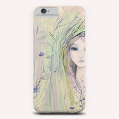 """""""In the Tokyo Weed 31.1"""" Phone Case by Ai Natori on Artsider - http://www.artsider.com/works/23982-in-the-tokyo-weed-31-1_phone-cases"""