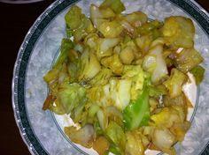 Kínai káposzta | mókuslekvár.hu Wok, Cabbage, Cook Books, Meals, Chicken, Vegetables, Cooking, Recipes, Cookery Books