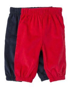Corduroy Pants 2-pack