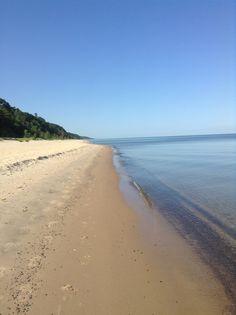 Coloma, MI  Hagar Shore Beach
