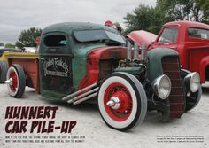 Rat Rod Universe... ❦ I've been to this car show a couple times and I could spend hours upon hours there.  Lisa