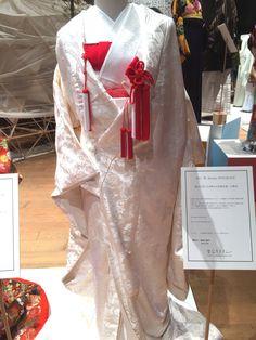 Kimono for Japanese style wedding