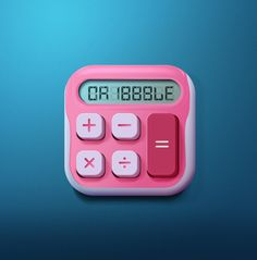 I like this icon. it has the basic math operation symbols and it really looks like a calculator app. AR