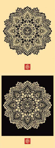 Obey Mandala
