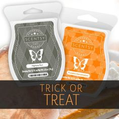 Who's ready for trick-or-treating? #MondayMixers  Shop for these fragrances >> www.justawickaway.com