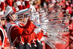 UW Band Trombones   University of Wisconsin Marching Band