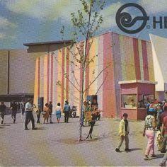Les PouPees de Paris - HemisFair '68  San Antonio, Texas World's Fair 1968 #WorldsFair #Expo2015 #Milan