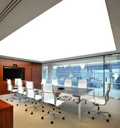 Stone Harbor Offices by Interni Design Studio