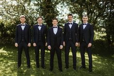 From Tubber With Love! Pictured below is one of Tubbercurry's finest David Kelly and there trusted groomsmen. David & Edith celebrated there wedding recently in the beautiful surroundings of Mulranny, Co.Mayo.  Congratulations from all the gang @ Ej Menswear. David Kelly, Cousins, Mom And Dad, Groomsmen, Congratulations, Dads, Wedding Day, Menswear, Celebrities