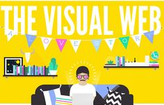 Visual content is the key to getting customers to consider you in the first place, and then to stay. A lot can happen in a first glance.