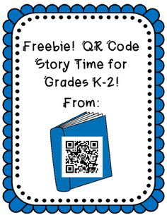Story Time With QR Codes! By The 2 Teaching Divas from The 2 Teaching Divas on TeachersNotebook.com -  (9 pages)  - Looking for a fun way to incorporate more technology into your classroom?  Look no furthur!!
