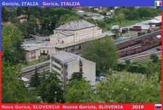 Confini amministrativi - Riigipiirid - Political borders - 国境 - 边界: 2010 IT-SI Itaalia-Sloveenia Italia-Slovenia Siena, Slovenia, Nova, Mansions, House Styles, Italia, Manor Houses, Villas, Mansion