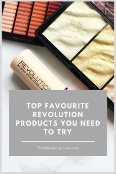 Top Favourite Revolution Products You Need To Try