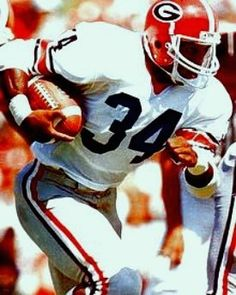 Herschel Walker Georgia Bulldogs