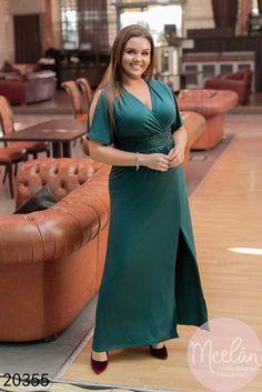 3420d30737f Новогодняя коллекция платьев больших размеров украинского бренда MeeLаn 2019