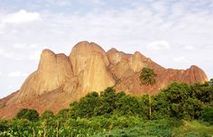 The Hardest Places in the World to Visit  Kassala Mountains in Sudan. - Bashar Shglila/Getty Images
