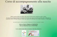 Il Corso di accompagnamento alla nascita è organizzato in modo da analizzare ogni aspetto dello splendido periodo che va dalla gravidanza alla nascita.
