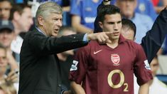 Arsene Wenger says Alexis Sanchez's transfer to Manchester United will be less painful than Robin van Persie exit