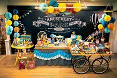 festa parque de diversões - Pesquisa Google