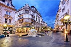 Gambar Pemandangan Kota - Belgrade