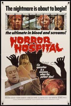 Horror Hospital (1973) [U.K.]