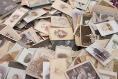 Learn how to care for your old and important family photographs. - Getty / D E N N I S A X E R Photography