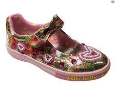 *NEW* Lelli Kelly Love Heart LK9198 Sizes 24 25 26 27 28 29 30 31 32 33 34 35 F