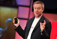 """Tim Brown CEO from IDEO TED talk """"Designers -- think big"""" Explains the Design Thinking approach"""